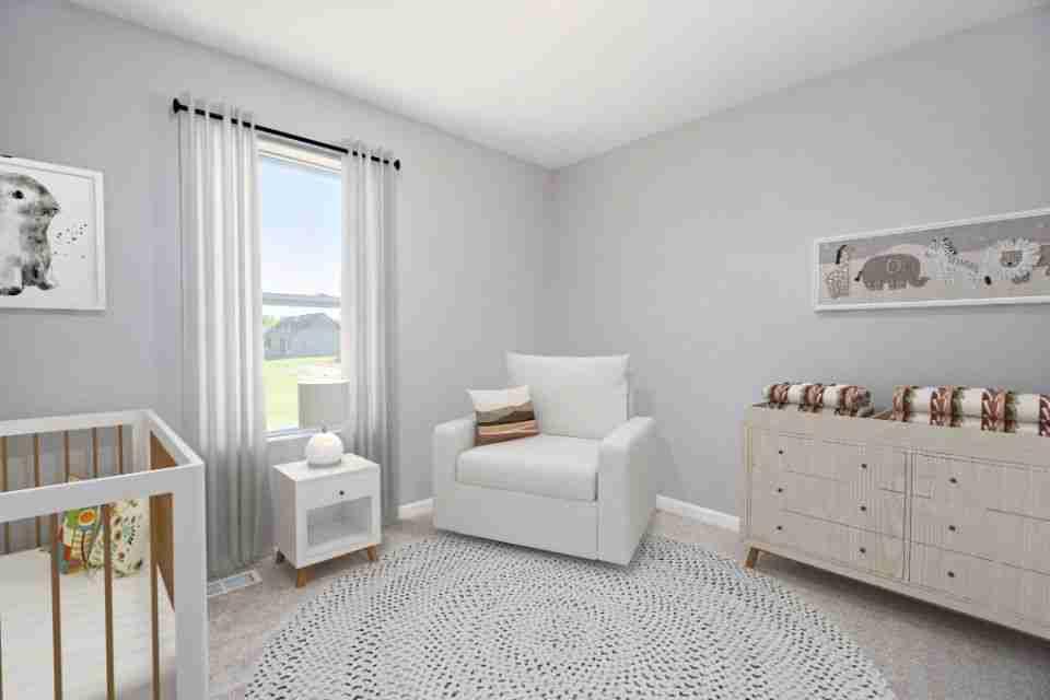 Bedroom 4 Virtual Staging