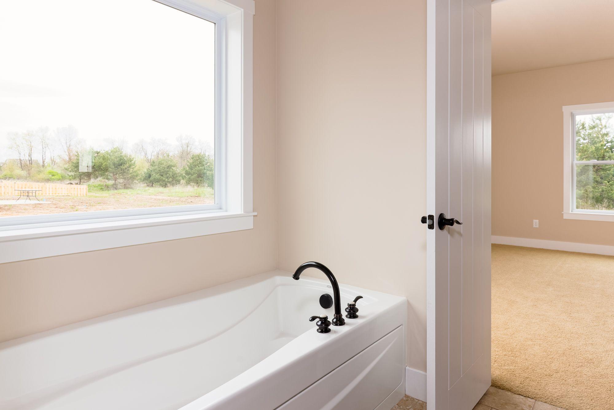 Bathroom featured in the Traditions 2330 V8.0b By Allen Edwin Homes in Kalamazoo-Battle Creek, MI