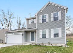 Integrity 1830 - Oak Grove Meadows: Howell, Michigan - Allen Edwin Homes