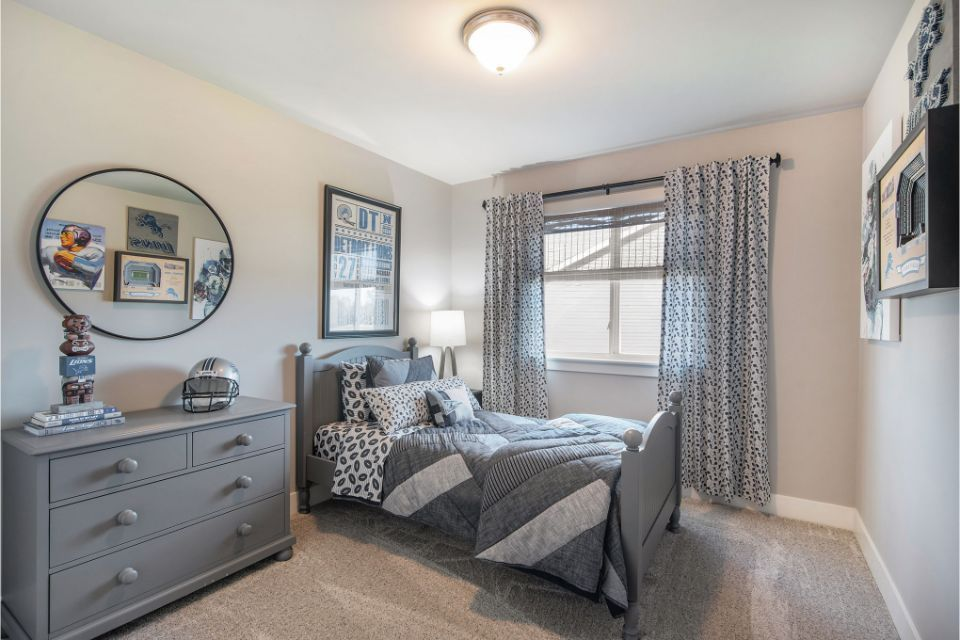 Bedroom featured in the Integrity 2280 By Allen Edwin Homes in South Bend, IN