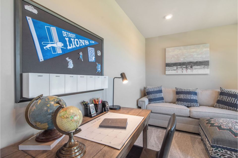 Living Area featured in the Integrity 2280 By Allen Edwin Homes in Benton Harbor, MI