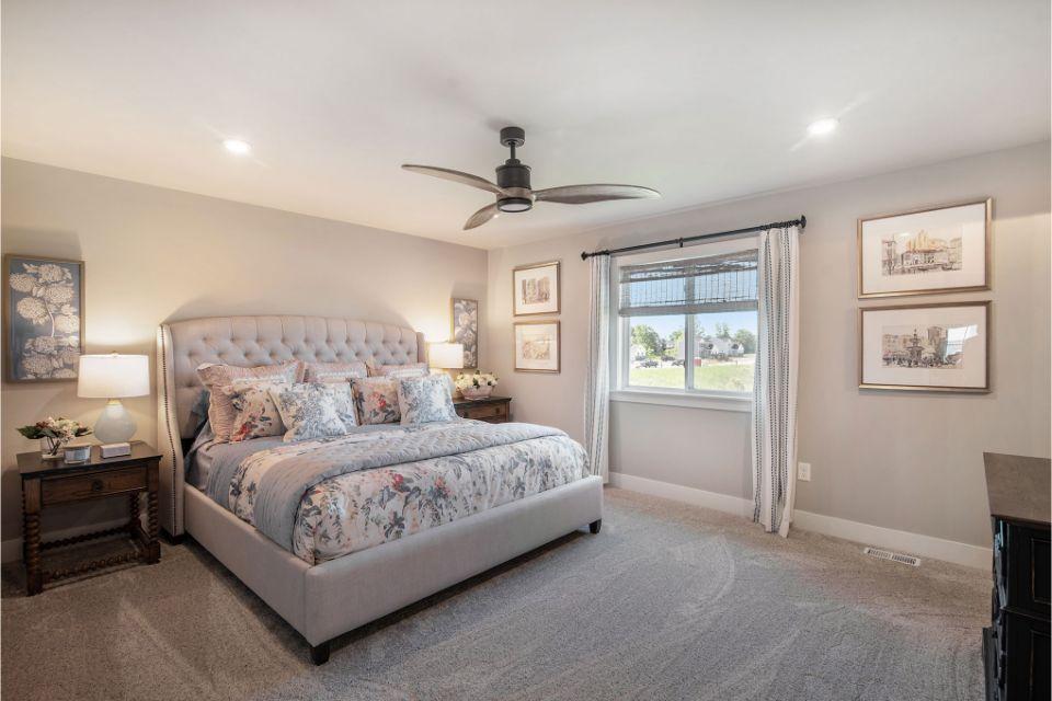 Bedroom featured in the Integrity 2280 By Allen Edwin Homes in Kalamazoo-Battle Creek, MI