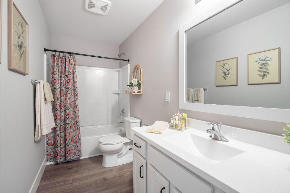 Bathroom featured in the Integrity 2280 By Allen Edwin Homes in Flint, MI