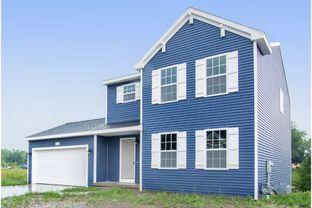 Integrity 1830 - Creekside Shores: Hudsonville, Michigan - Allen Edwin Homes