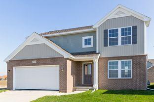 Elements 2070 - Golfview Estates: Lapeer, Michigan - Allen Edwin Homes