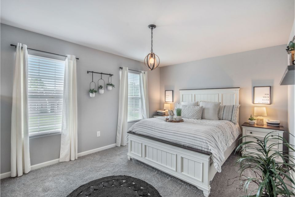 Bedroom featured in the Integrity 1830 By Allen Edwin Homes in South Bend, IN