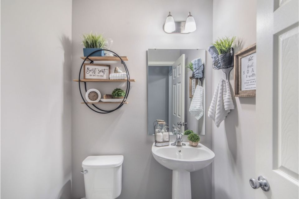 Bathroom featured in the Integrity 1830 By Allen Edwin Homes in South Bend, IN