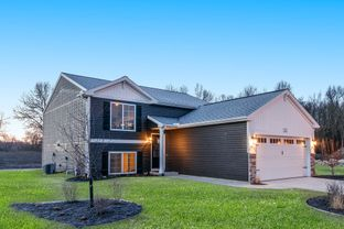 Integrity 2060 - Bluejay Crossing: Holland, Michigan - Allen Edwin Homes
