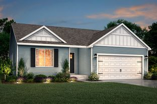 Integrity 1610 - Windfield Estates: Flint, Michigan - Allen Edwin Homes