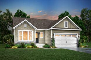 Elements 1600 - Brookwood of Lapeer: Lapeer, Michigan - Allen Edwin Homes