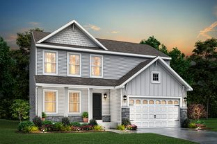 Elements 1870 - Arborwood: West Olive, Michigan - Allen Edwin Homes