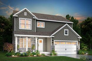 Elements 2390 - Clarkston Woods: Davisburg, Michigan - Allen Edwin Homes