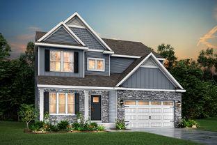 Elements 2700 - Oak Grove Meadows: Howell, Michigan - Allen Edwin Homes
