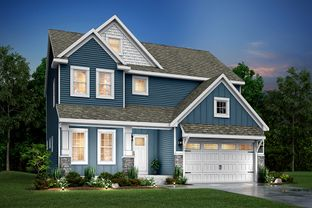 Traditions 2200 V8.0b - The Woods at River Ridge: Linden, Michigan - Allen Edwin Homes