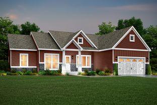 Traditions 2350 V8.0b - Stonegate: Byron Center, Michigan - Allen Edwin Homes