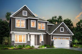Traditions 2600 V8.1b - Clarkston Woods: Davisburg, Michigan - Allen Edwin Homes