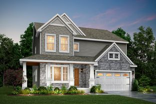 Traditions 3100 V8.0g - Creekside Shores: Hudsonville, Michigan - Allen Edwin Homes