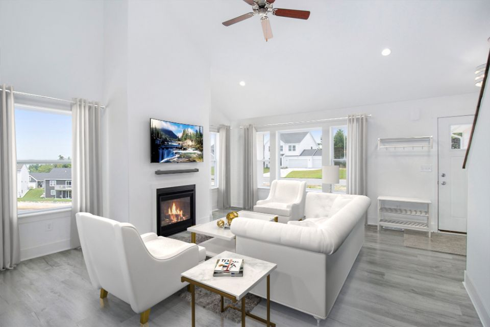 Living Area featured in the Elements 1800 By Allen Edwin Homes in Benton Harbor, MI