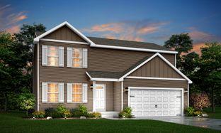 Hometown 1810 - Sutton Place: Tecumseh, Michigan - Allen Edwin Homes