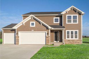 Elements 2390 - Stonegate: Byron Center, Michigan - Allen Edwin Homes