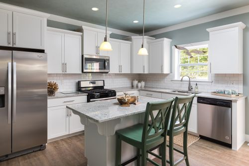 Kitchen-in-Elements 2390-at-Saddlebrook Farms-in-Linden
