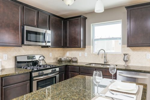 Kitchen-in-Elements 1400-at-Arborwood-in-West Olive