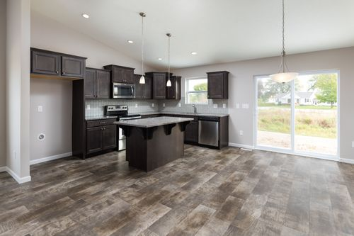 Kitchen-in-Elements 1600-at-Arborwood-in-West Olive