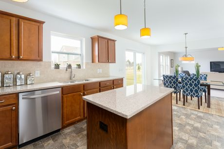 Kitchen-in-Elements 2070-at-Lafayette Falls-in-South Bend