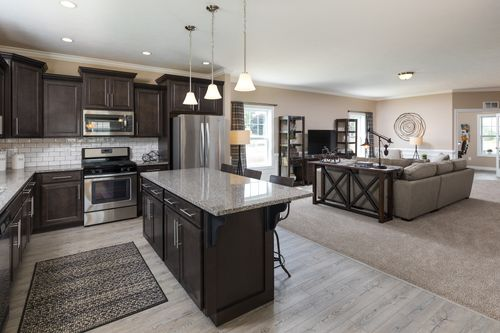 Kitchen-in-Elements 2600-at-The Woods at River Ridge-in-Linden