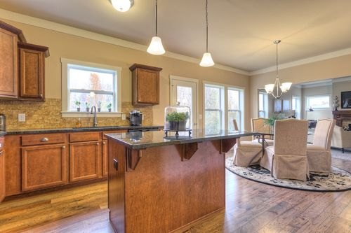 Kitchen-in-Traditions 2200-at-Country Walk-in-Belleville