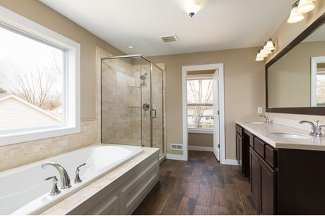Bathroom-in-Traditions 2600 V8.1b-at-The Gardens-in-Mason