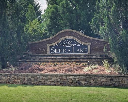 Sierra Lake:Cumming GA