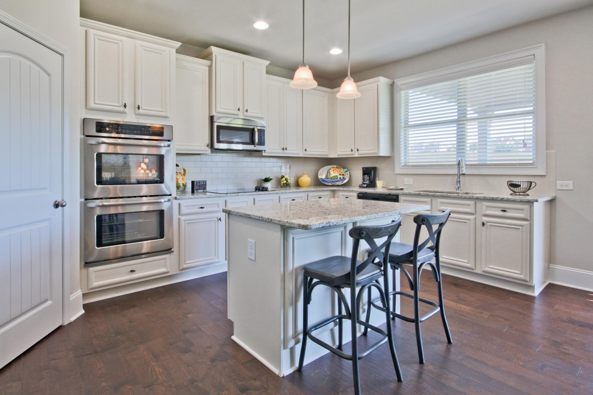 Kitchen-in-The Claire-at-Twin Bridges-in-Buford