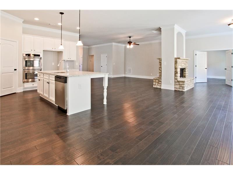 Kitchen featured in The Beckett By Almont Homes in Atlanta, GA