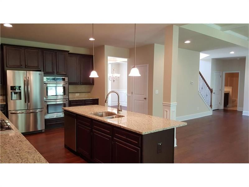 Kitchen-in-The Charleston-at-Twin Bridges-in-Buford