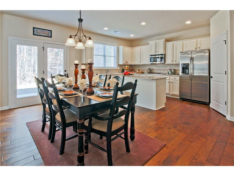 Kitchen-in-The Colton-at-Twin Bridges-in-Buford
