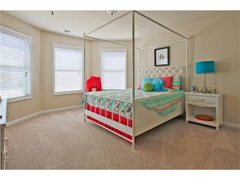 Bedroom featured in The Colton By Almont Homes in Atlanta, GA