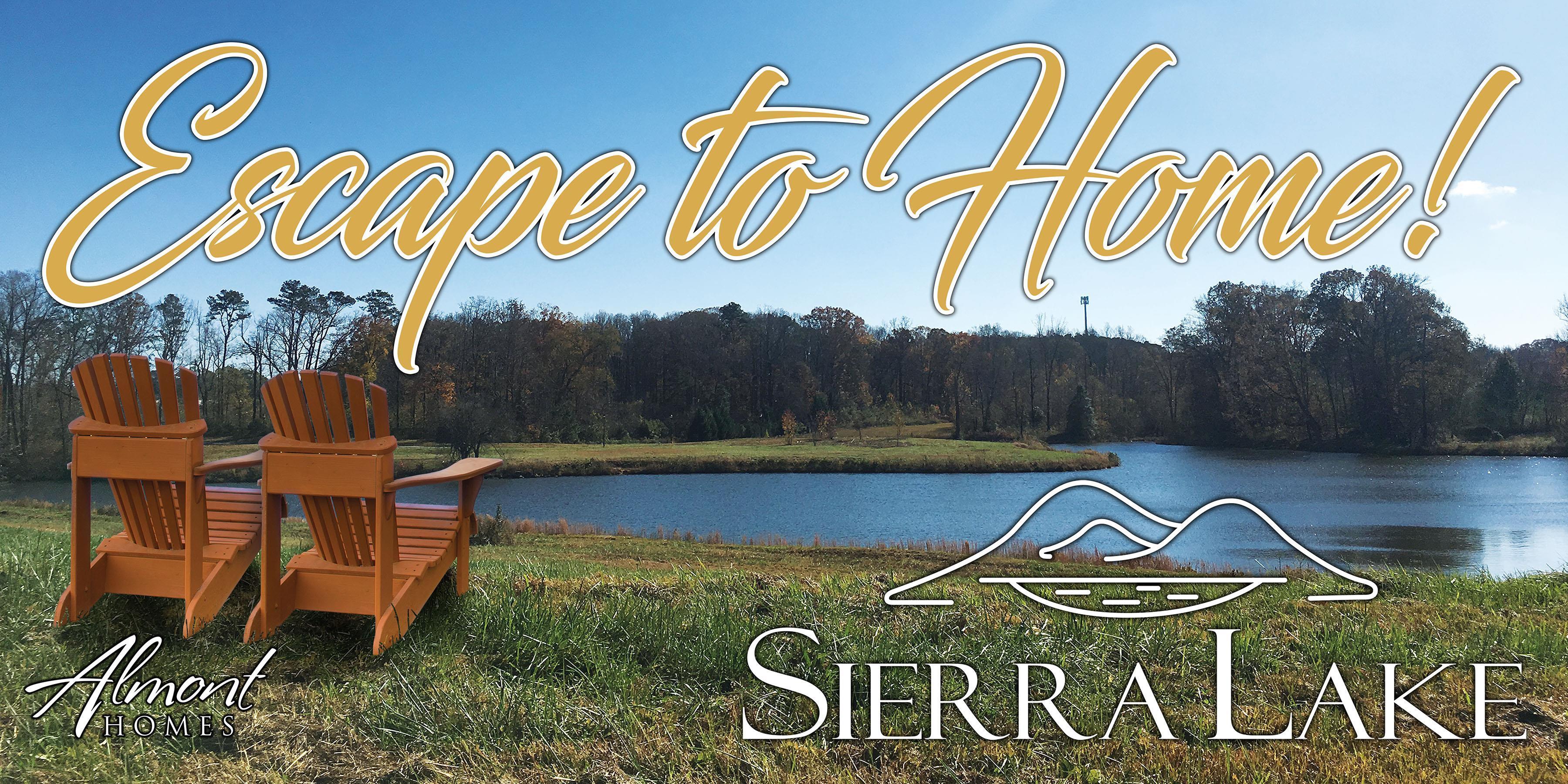 'Sierra Lake' by Almont Homes in Atlanta
