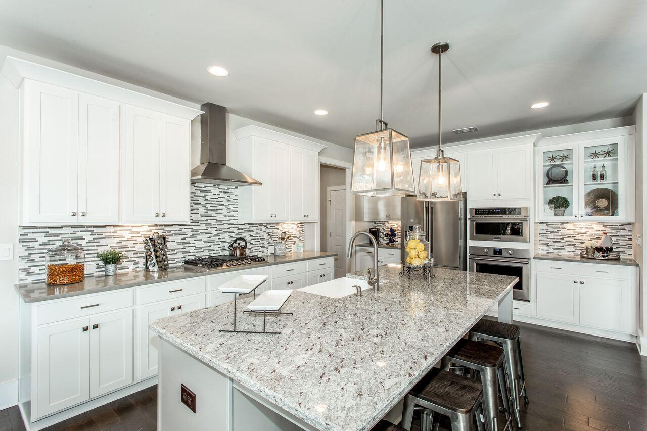 Kitchen featured in The Charleston By Almont Homes in Atlanta, GA