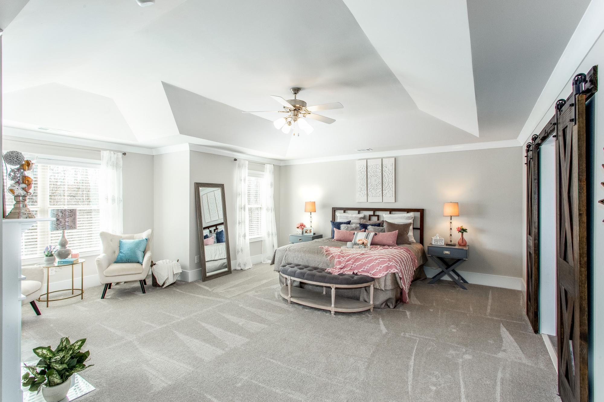 Bedroom featured in The Charleston By Almont Homes in Atlanta, GA