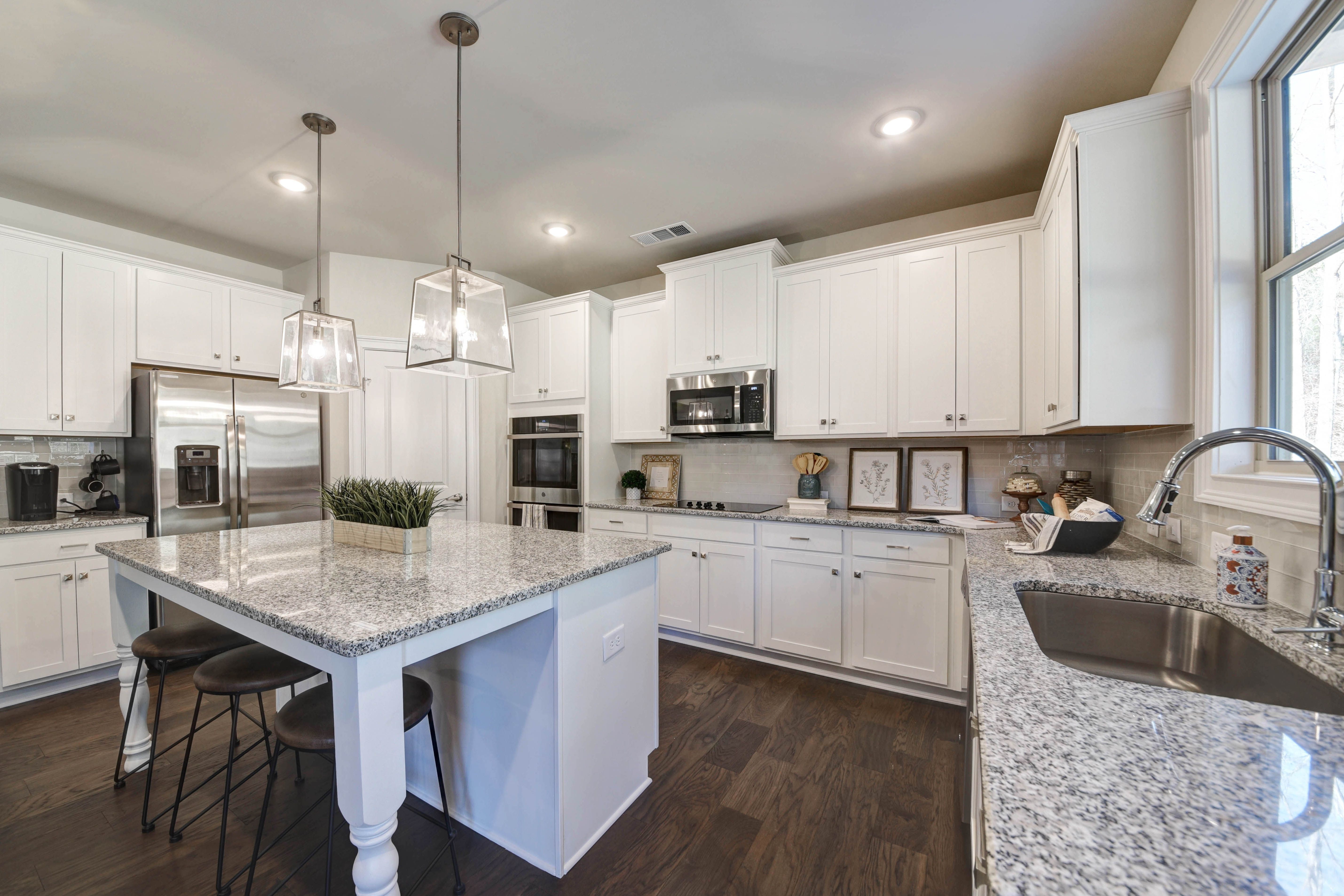 Kitchen featured in The Claire By Almont Homes in Atlanta, GA