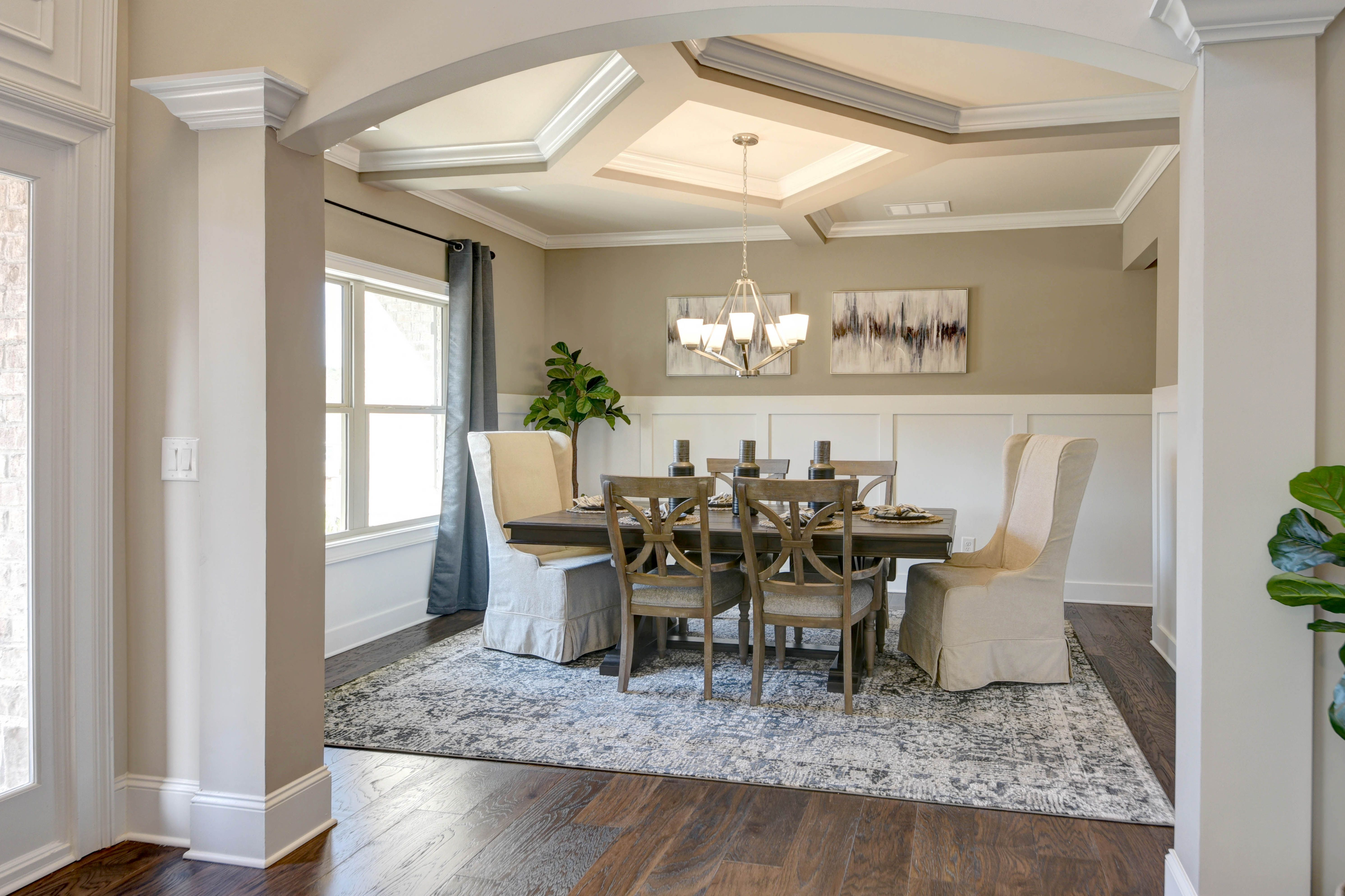 Living Area featured in The Claire By Almont Homes in Atlanta, GA