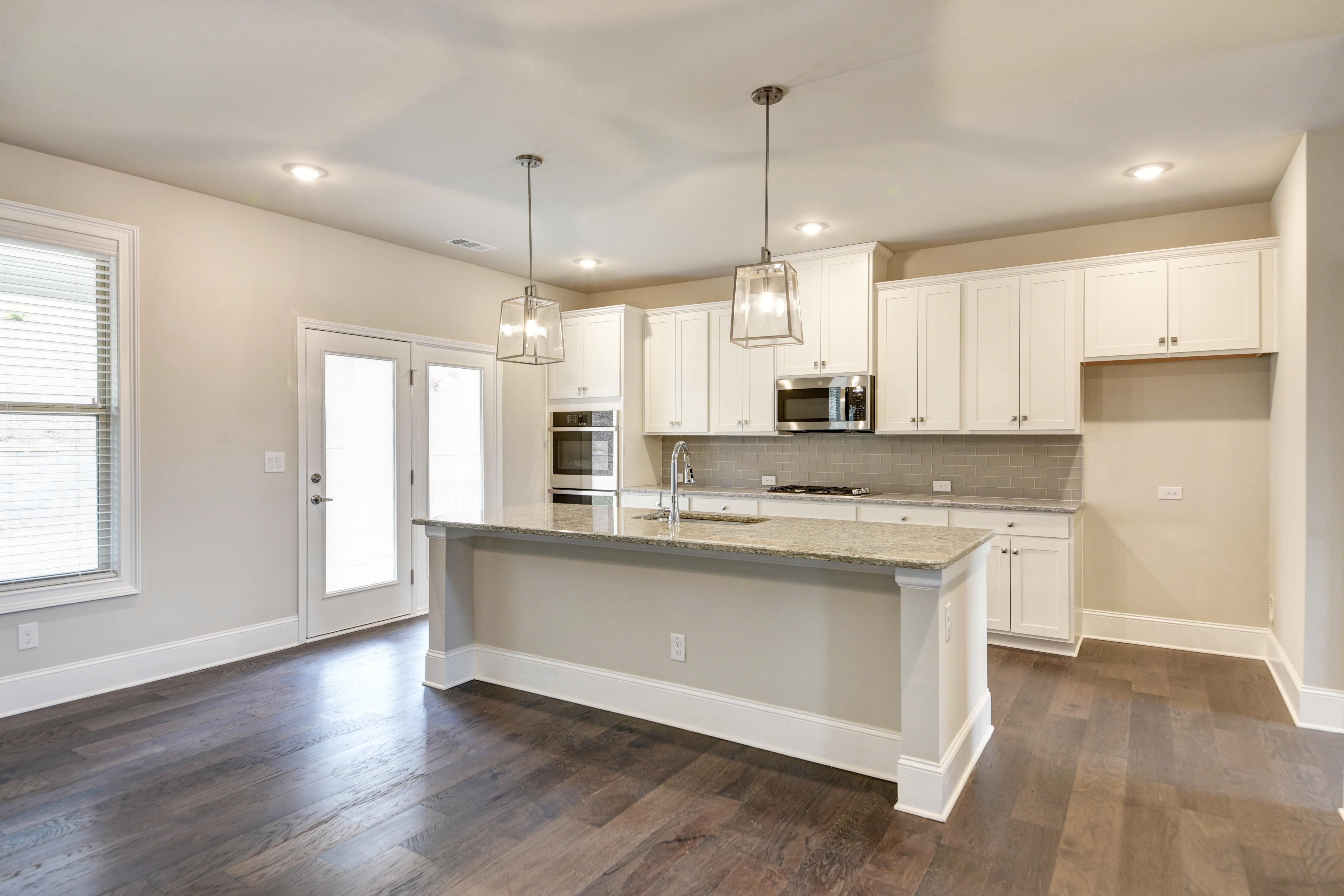 Kitchen featured in The Margaret By Almont Homes in Atlanta, GA