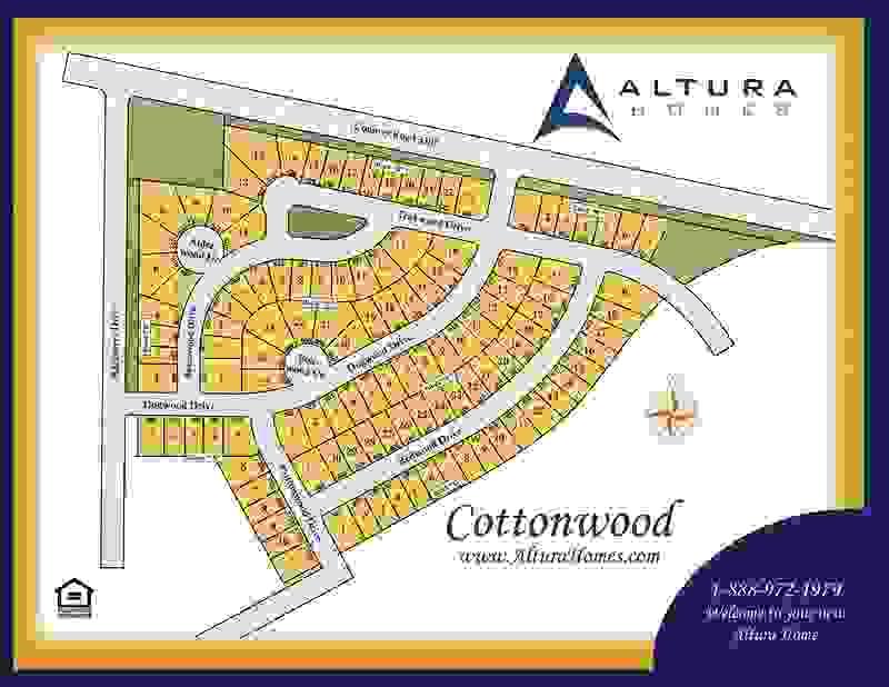 Cottonwood Plat