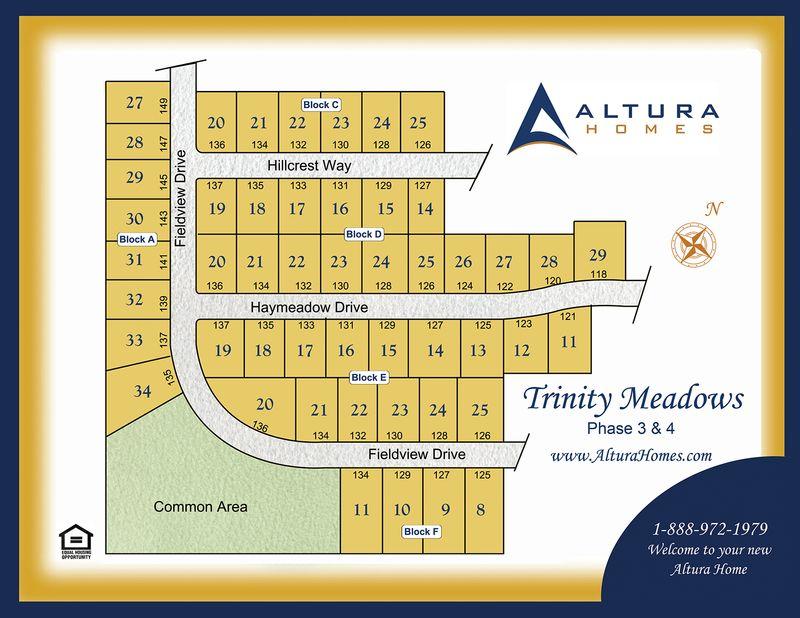 Trinity Meadow Plat