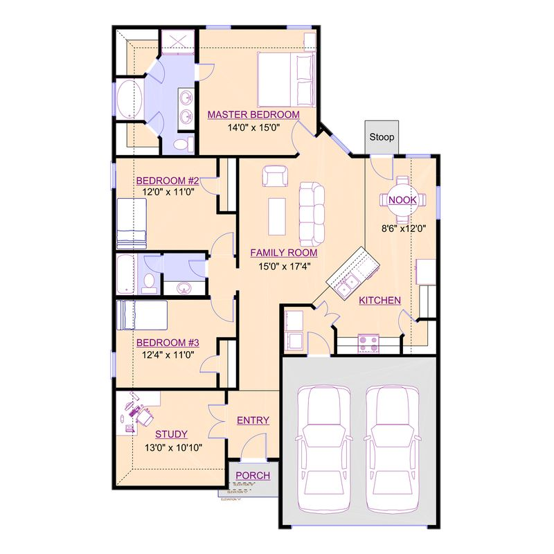 Floor Plan ABC