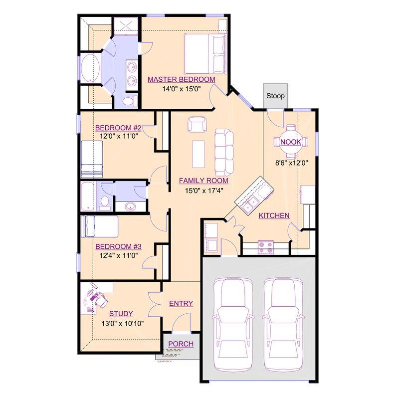 Floor Plan DEF