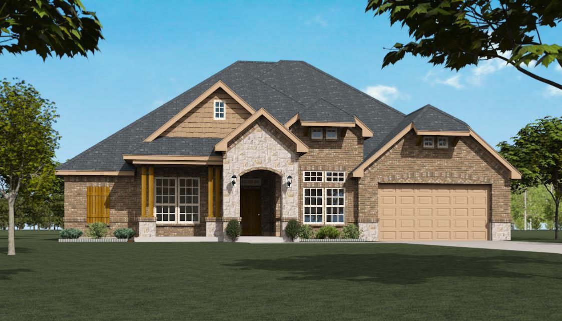Ballard V Home Plan By Altura Homes In Hillstone