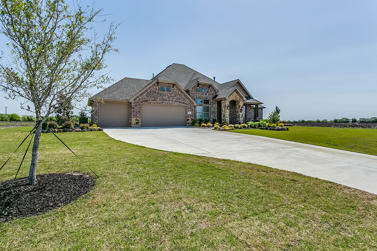 Hunter Lakes Melissa ISD Altura Homes
