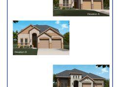 Amber - Creek Crossing: Melissa, Texas - Altura Homes